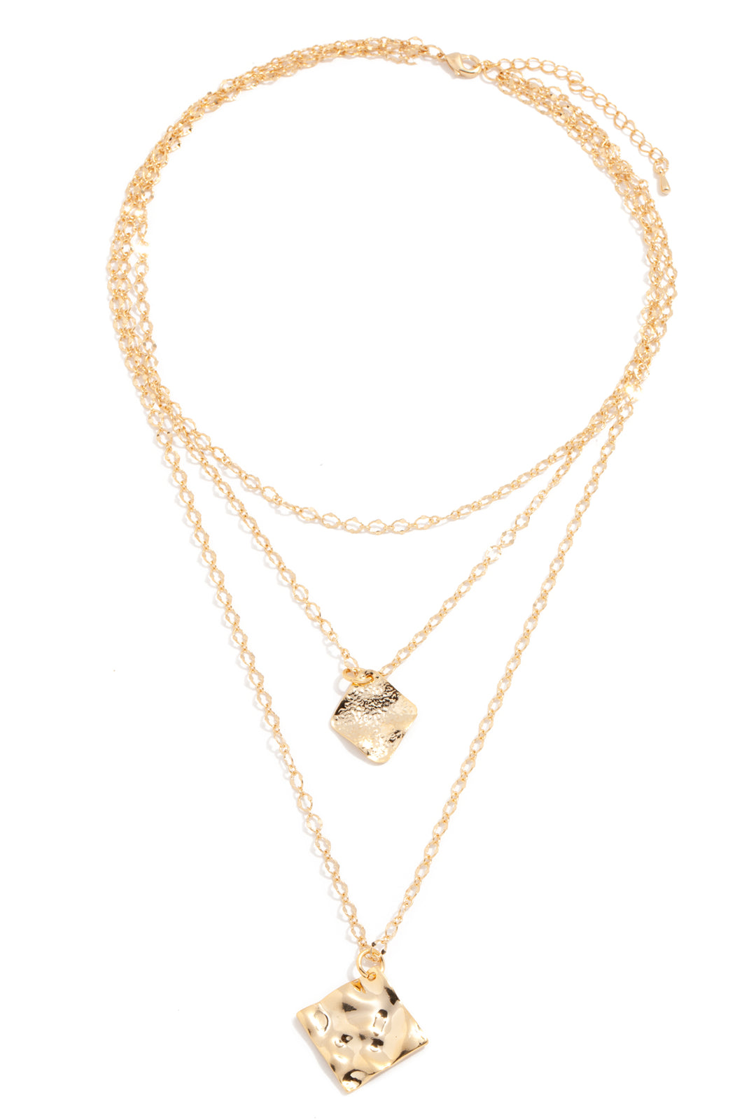 Demi Necklace - Gold