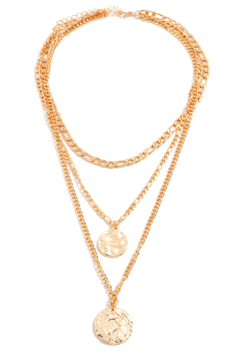 Eliza Necklace - Gold
