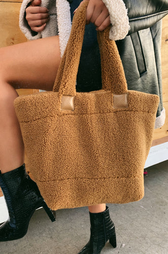 Windy City Bag - Tan