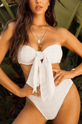 Mojito Swim Set  - White