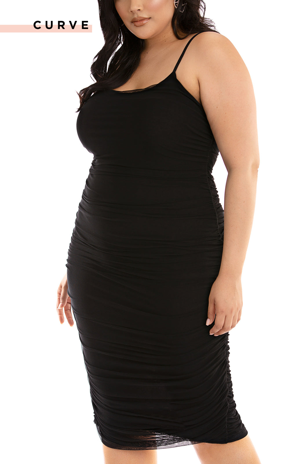 Model Behavior Dress - Black