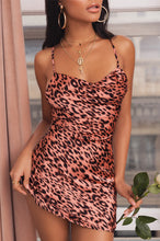 Sweet Prey Dress - Leopard
