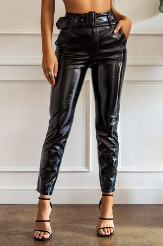 Most Fashionable Pant - Black