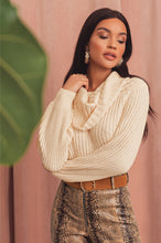 Crush On You Sweater - Ivory