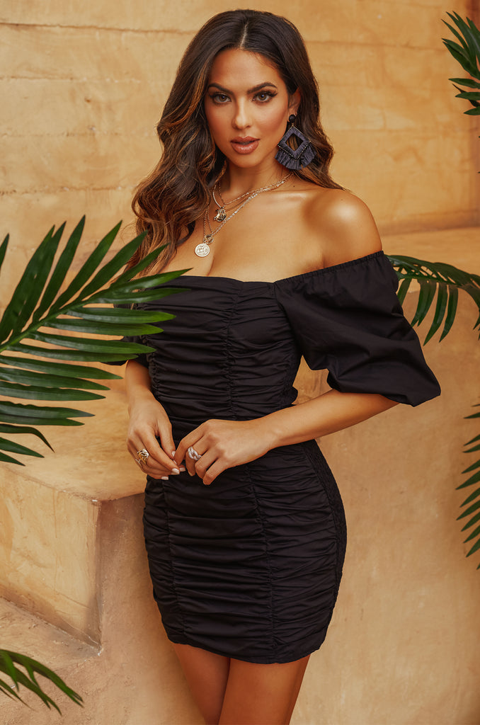 Summer Seduction Dress - Black