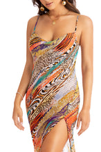 Haute N Wild Dress - Multi
