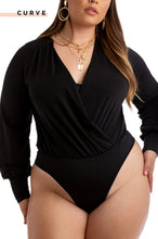 Main Girl Bodysuit - Black
