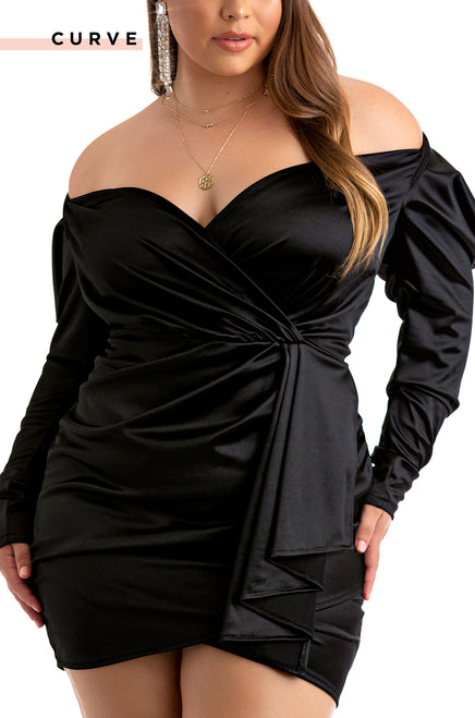 Nights Like These Dress - Black