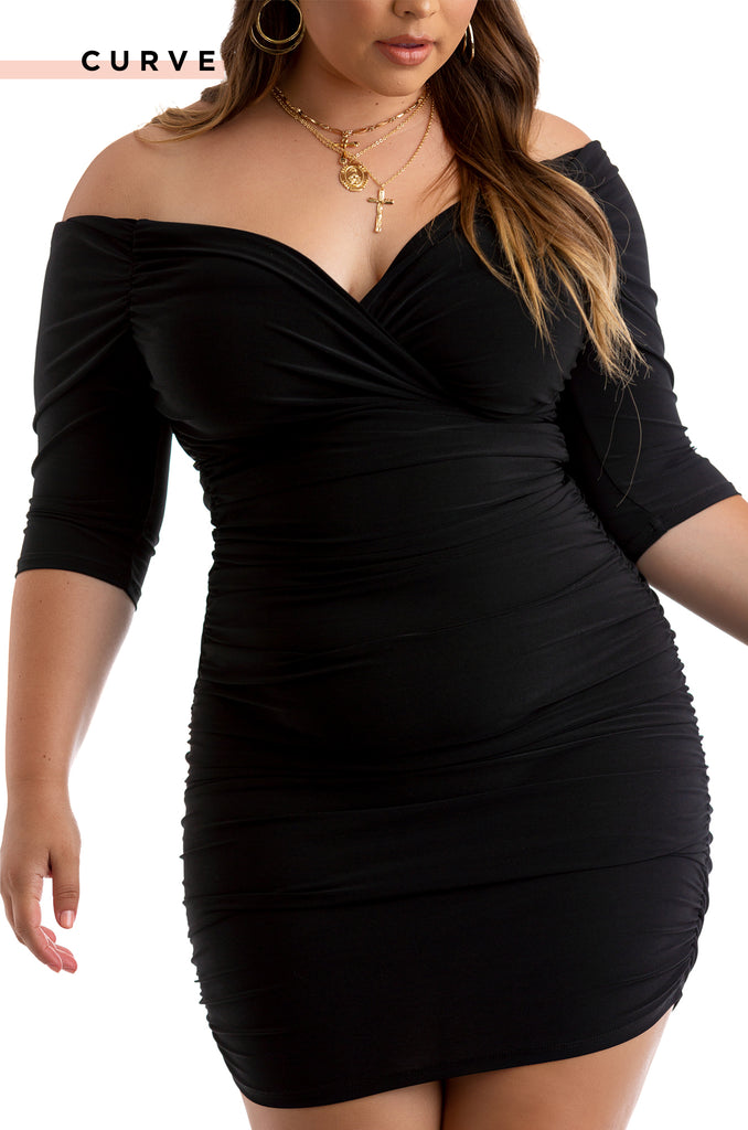 Award Winning Dress - Black