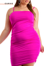 Dream Babe Dress - Pink