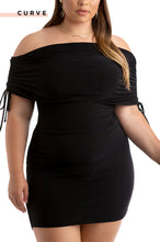Keep It Sultry Dress - Black