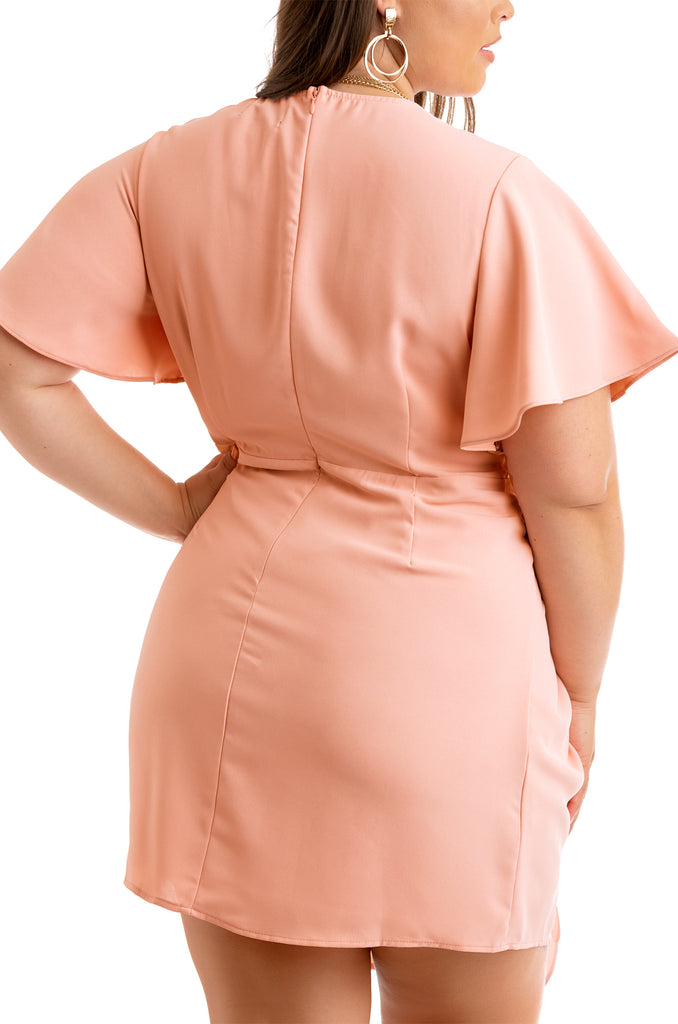 Love Me Forever Dress - Pink