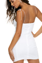 Just A Lover Dress - White