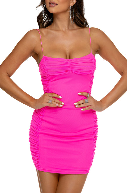 Just A Lover Dress - Pink