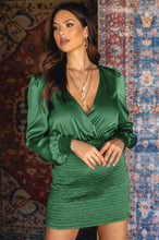 Lavish Me Dress - Green