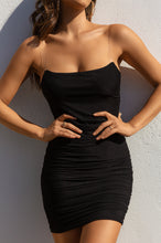 Touch Me Dress - Black