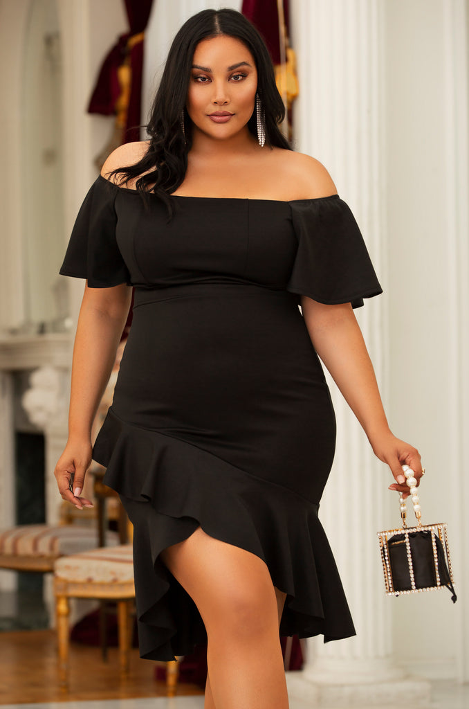 Bella Maldicion Dress - Black