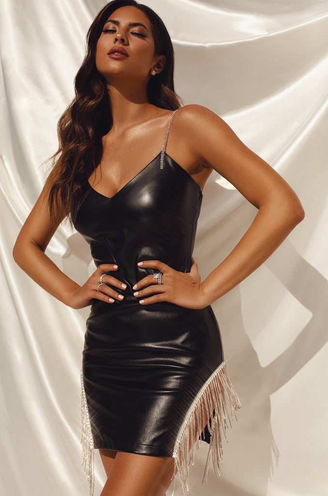 Big Entrance Dress - Black