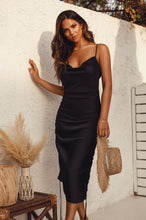 Trips To St. Barts Dress - Black
