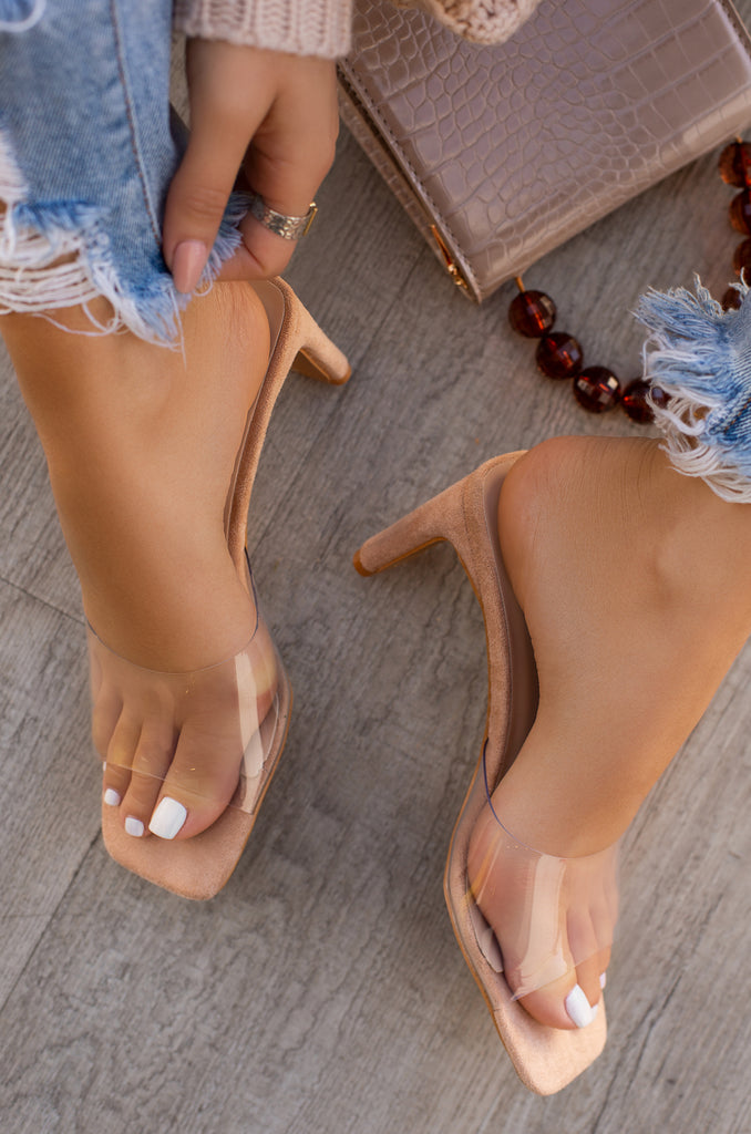 Cielo - Nude Suede                            Regular price     $32.99         Sold out 3