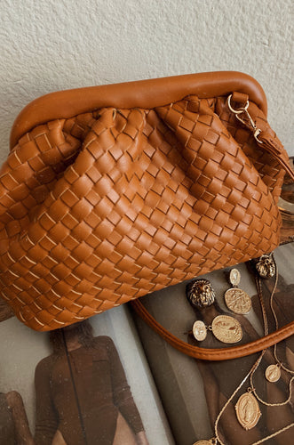 Milano Sunset Bag - Tan