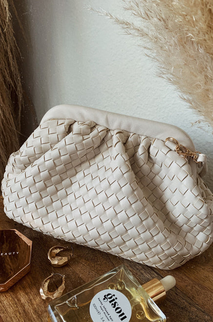 Milano Sunset Bag - Ivory