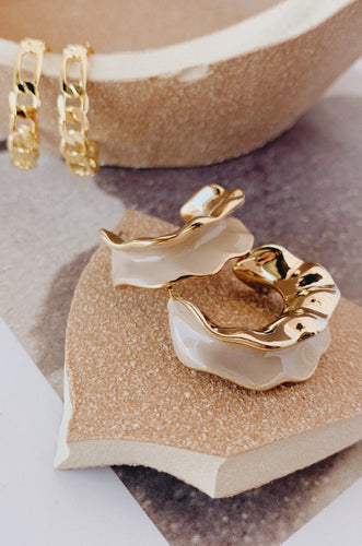 Christin Earring - Gold