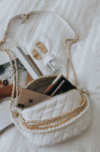 Off The Chain Shoulder Bag - White