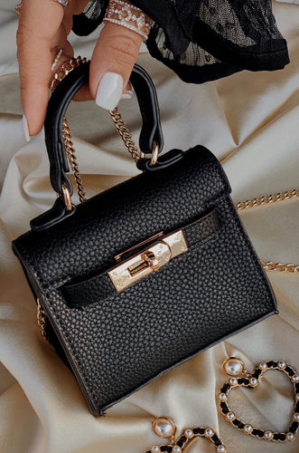 Kim Mini Bag - Black