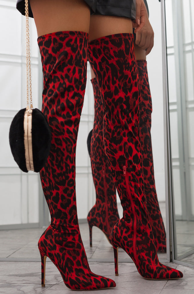Wild Fire - Red Leopard                            Regular price     $52.99 14