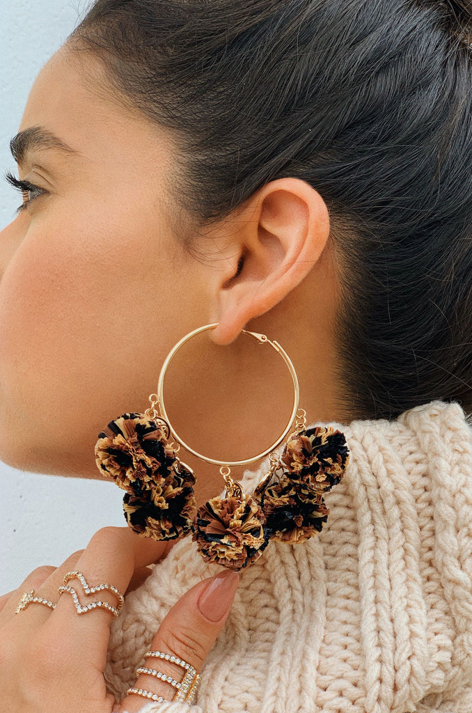 Kimmie Earring - Gold