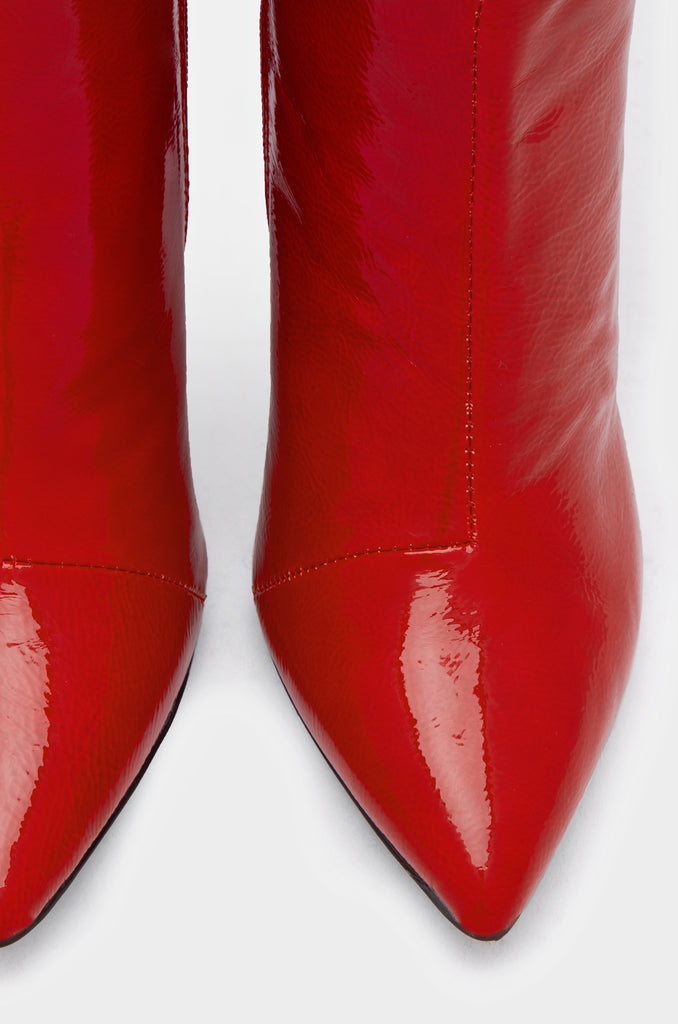 Worshipped - Red Patent