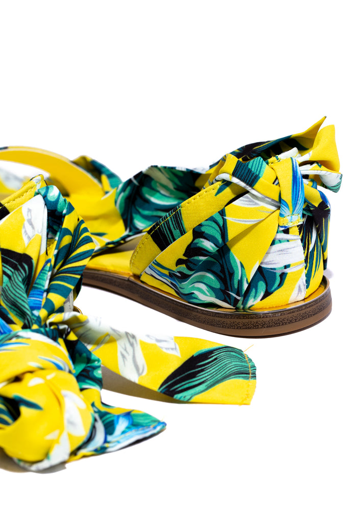 In Paradise - Yellow Multi