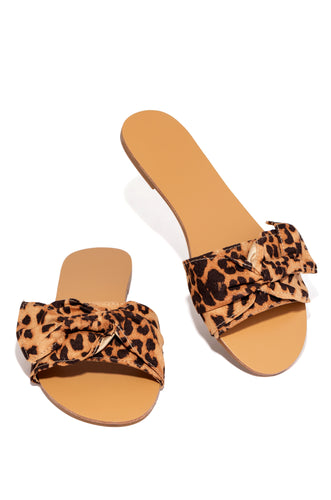 Feeling Hot - Leopard
