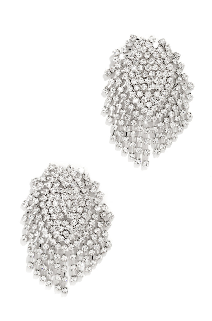 London Earring - Silver
