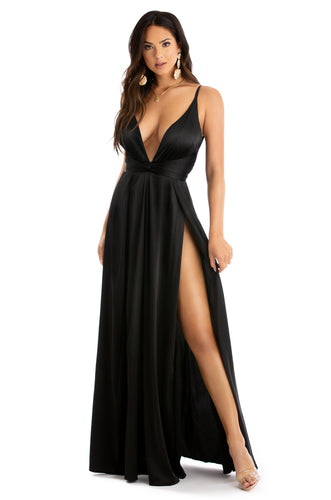 MyKonos Island Dress - Black