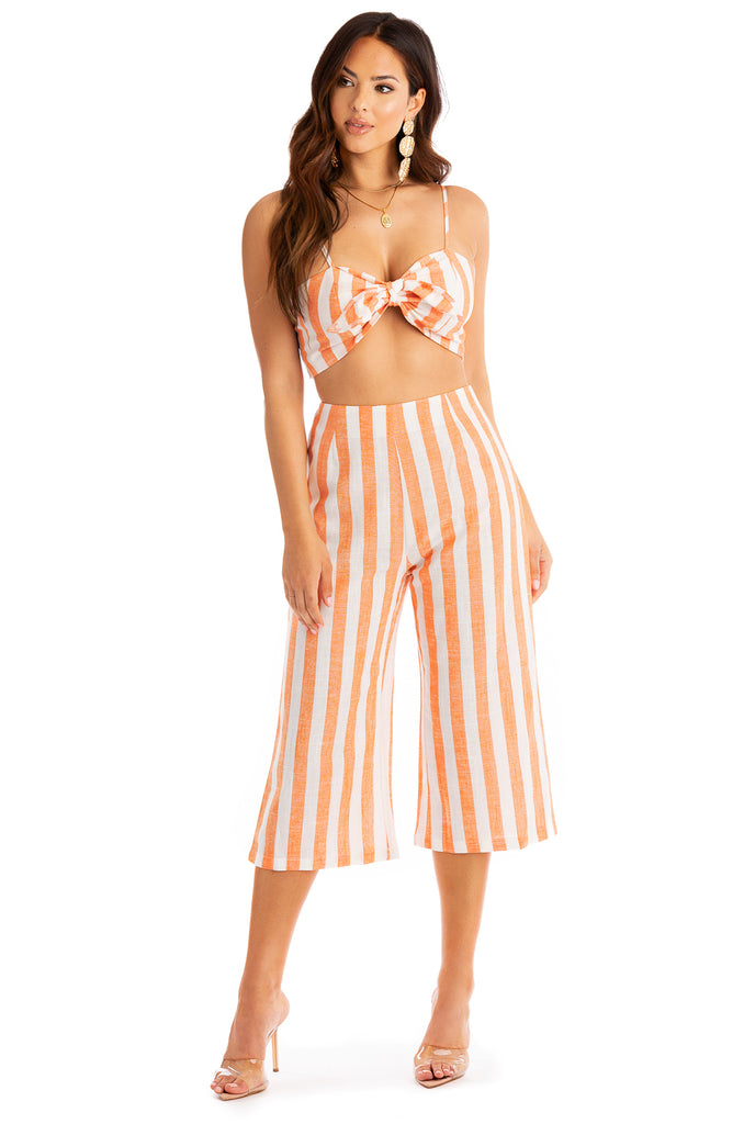 Malibu Chic Set - Stripe