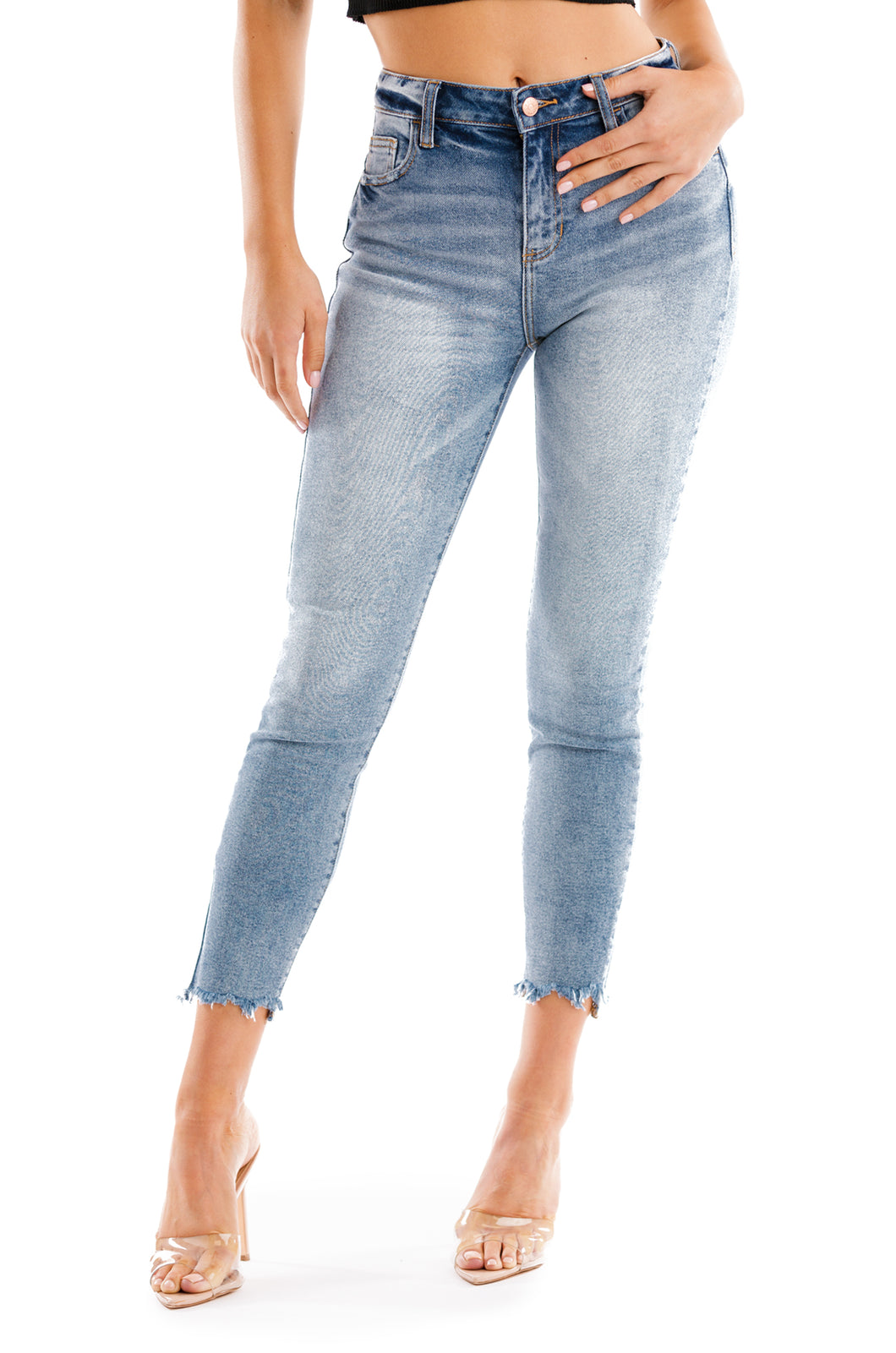 Most Envied Jeans - Light Blue Denim