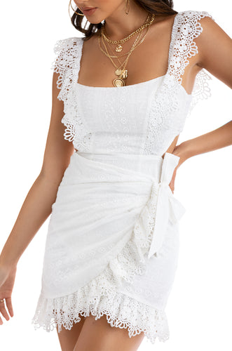 Portofino Dress - White