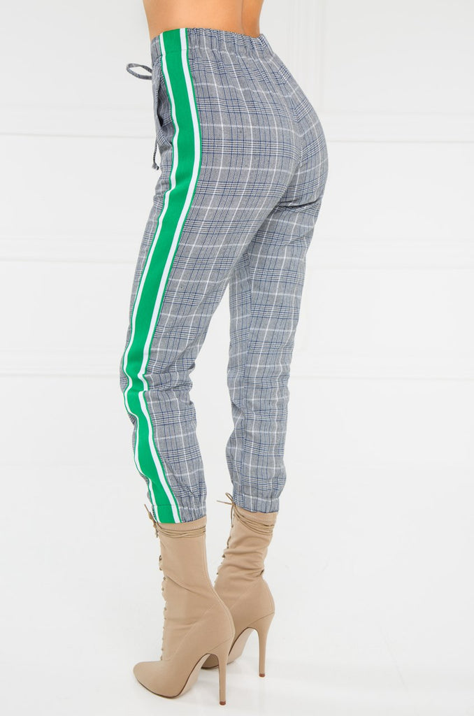 On The Run Pant - Grey