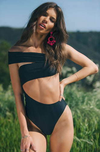 Sun City Swimsuit - Black