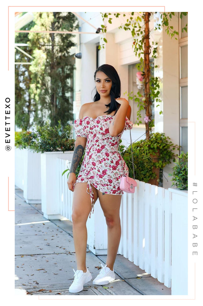 Your Sweetheart Dress - Floral