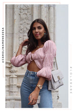 Summer Glow Top - Mauve