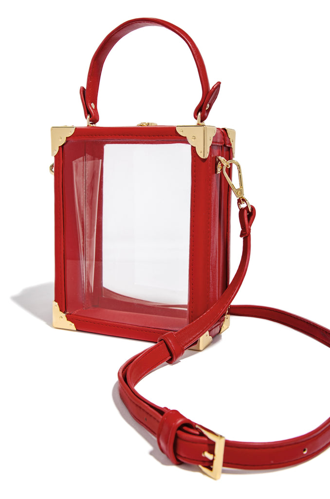 Luxe Edition Bag - Red