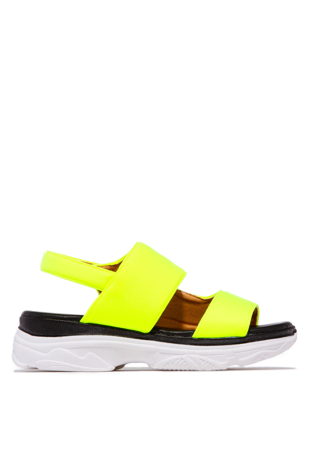Fresh Step - Neon Yellow