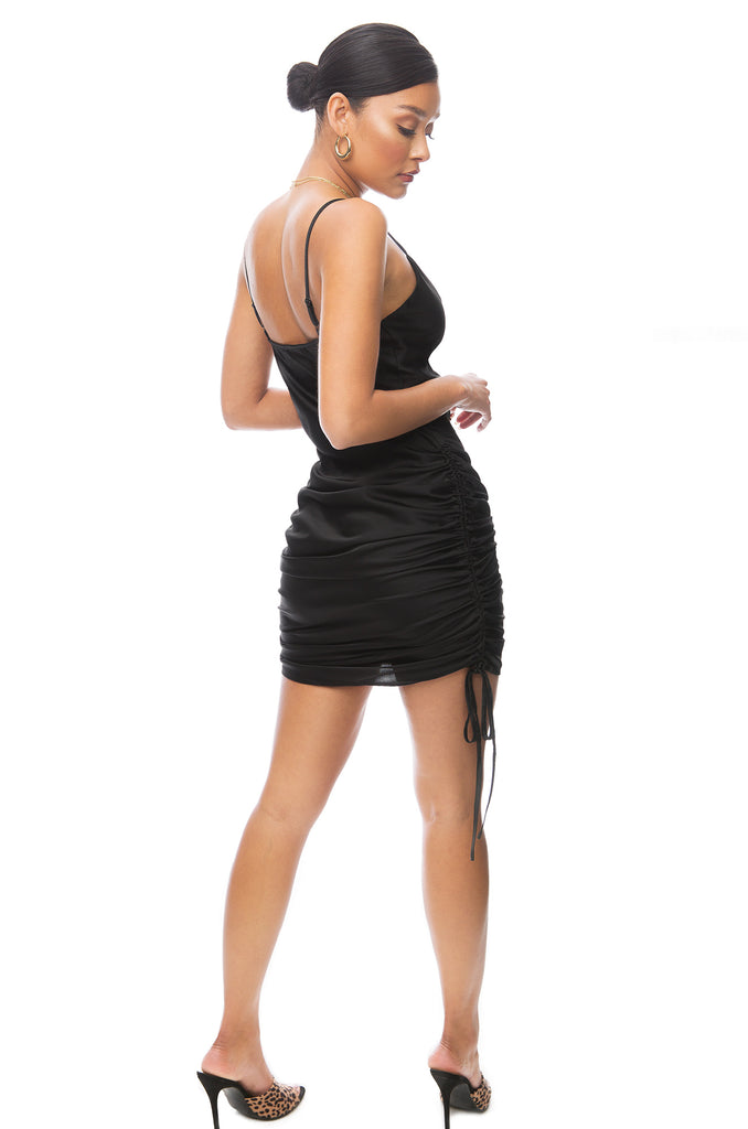 Can't Buy Me Love Dress - Black