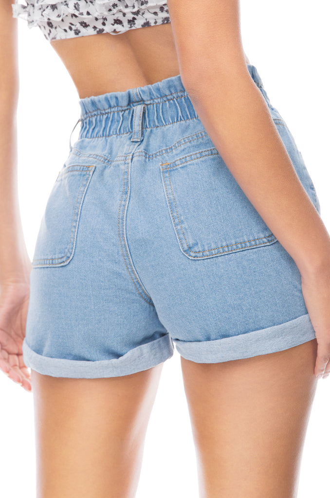 Blue Lagoon Shorts - Denim