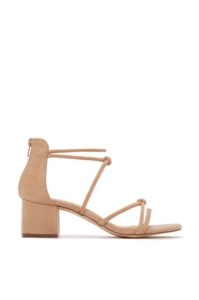 Soho Mid Heel - Nude                            Regular price     $29.99         Sold out 10