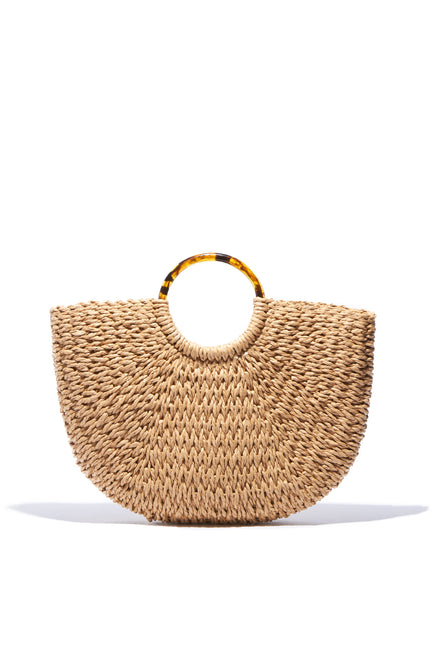Cozumel Bag - Tan