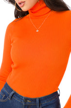 In The Limelight Sweater - Orange